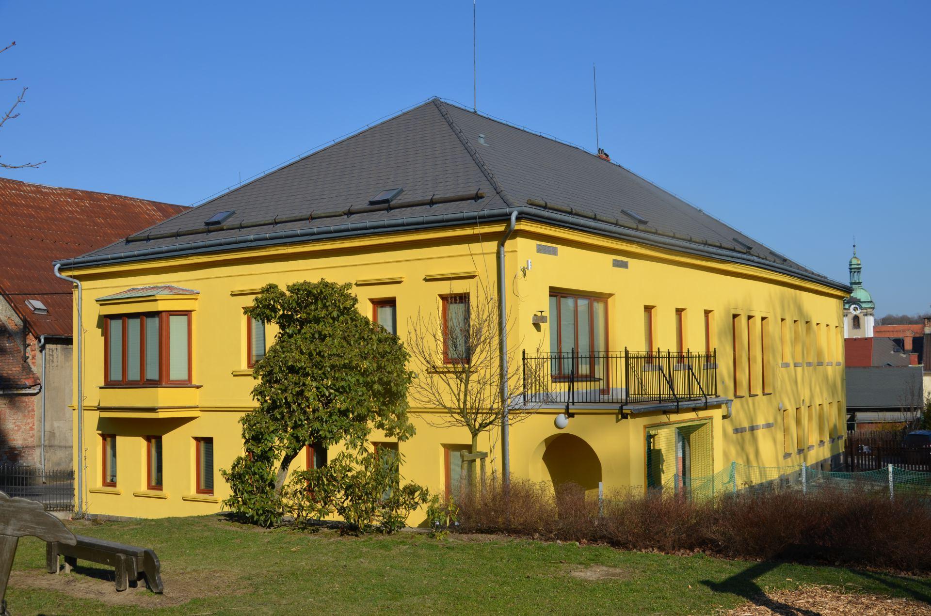 Mateřská škola ve Svojsíkově ulici