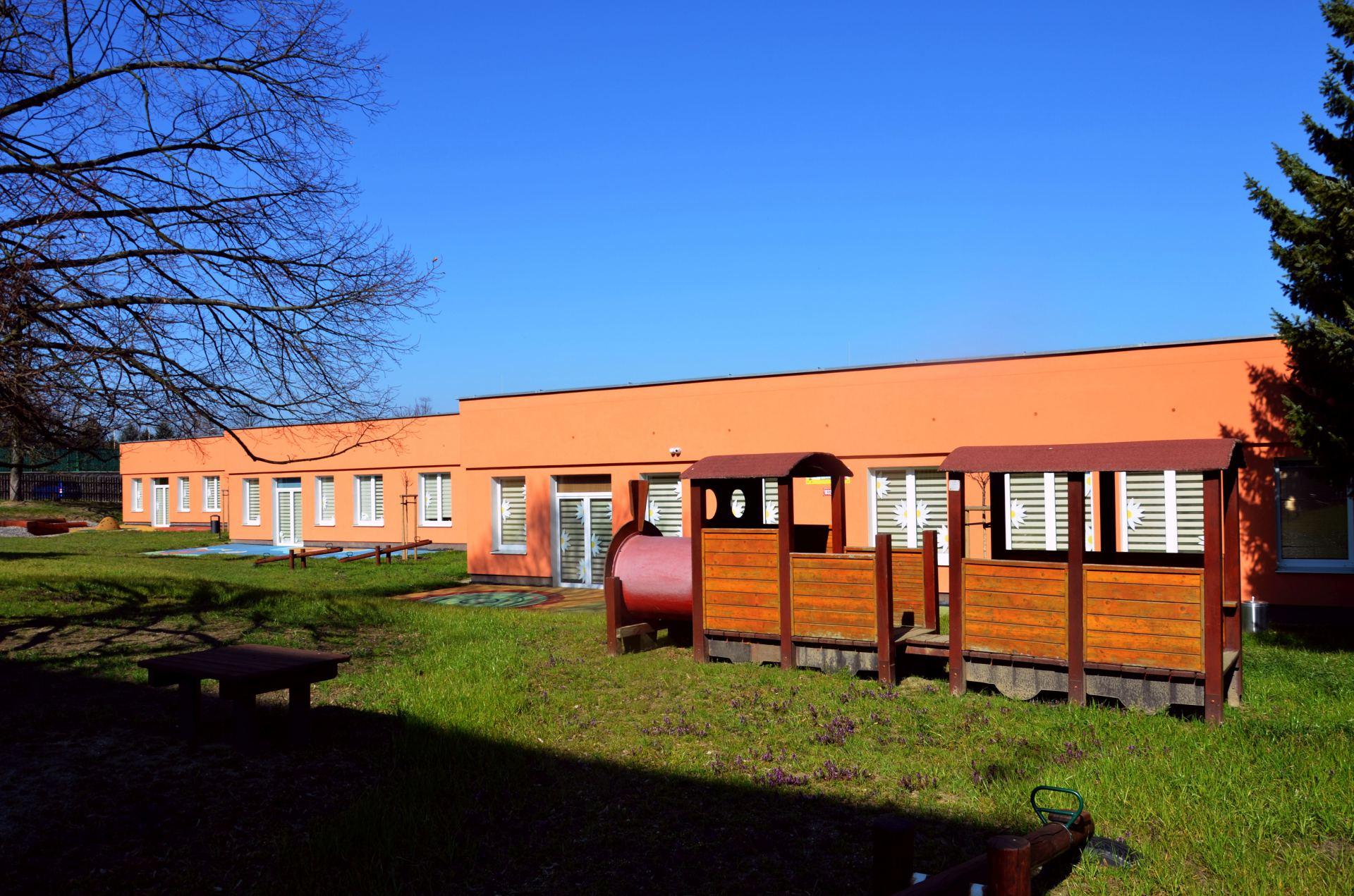 Mateřská škola v Žižkově ulici