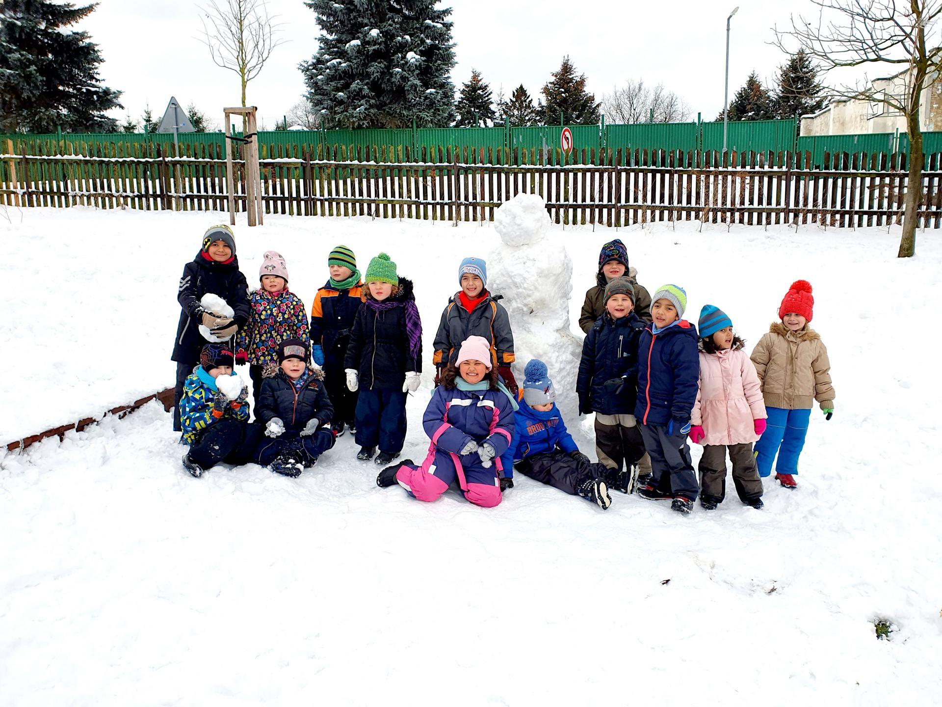 leden 2021- Ať si mrzne, ať je zima...